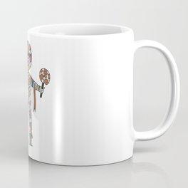 Cute colorful mummy Coffee Mug