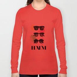Haim (colour version) Long Sleeve T-shirt