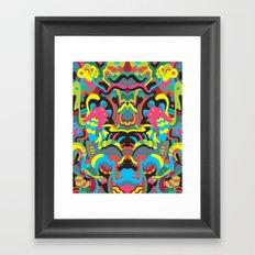 Reflections 4 Framed Art Print