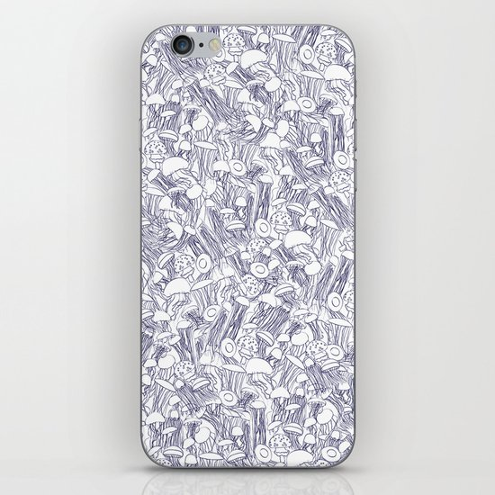 Jellyfishes iPhone Skin