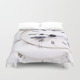 chronon Duvet Cover