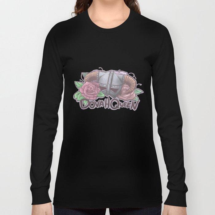 DovaQueen Long Sleeve T-shirt