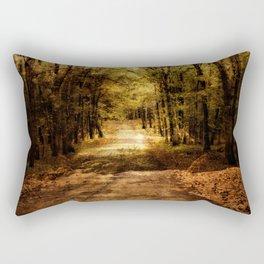 Forever Free Road Rectangular Pillow