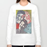 novelty Long Sleeve T-shirts featuring Novelty, No Talent, or Hack by AcerbicAndrewArt