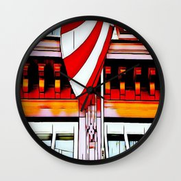 Occoquan series 5 Wall Clock