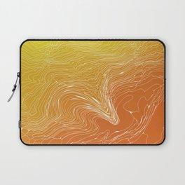 Solar Flare Laptop Sleeve