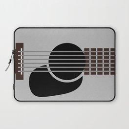 Minimalist Guitar Laptop Sleeve