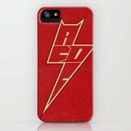 AC/DC ARROW iPhone Case