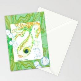 Citrus Fish Stationery Cards