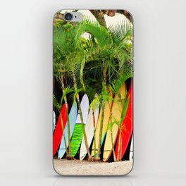 North Shore Surf '14 iPhone Skin