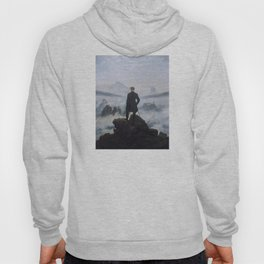 Wanderer Above the Sea of Fog Hoody