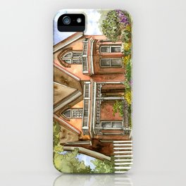 Victorian Beauty iPhone Case