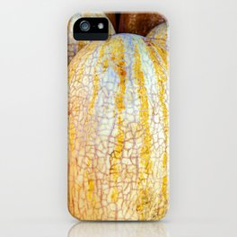 Yellow Melons iPhone Case