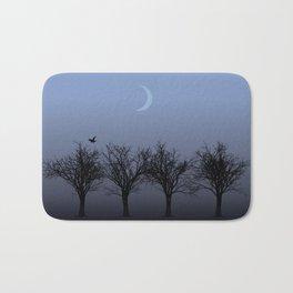 4 Trees Bath Mat