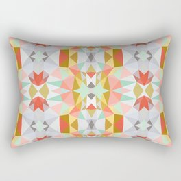 Summer Deco Tribal Rectangular Pillow