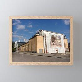 GIFFONI FILM FESTIVAL LOCATION Framed Mini Art Print