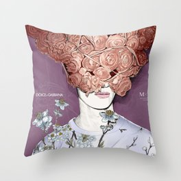 soul Throw Pillow