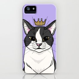 Queen Guinevere iPhone Case