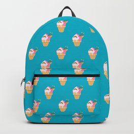 Sharks and Icecream Backpack