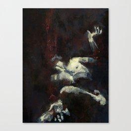 Leander Canvas Print