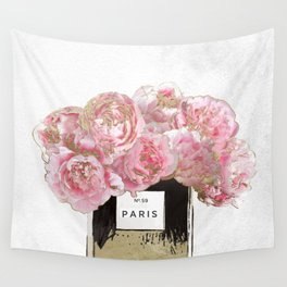 Pink Scented Wall Tapestry