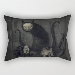 El tesoro Rectangular Pillow