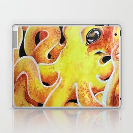 The Octopus Experiment Laptop & iPad Skin