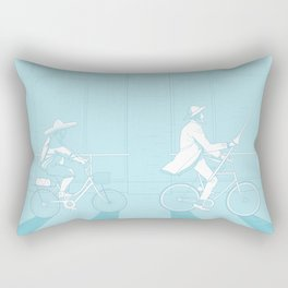 Urban Warriors Rectangular Pillow