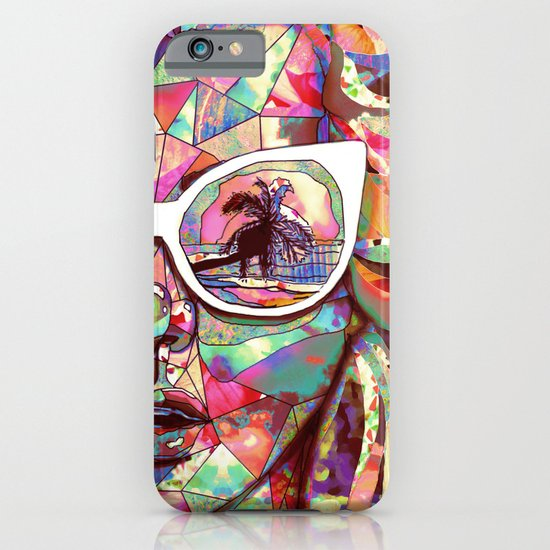 Sun Glasses In a Summer Sun iPhone & iPod Case