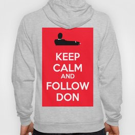 Follow Don Draper Hoody