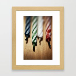Years Gone By Framed Art Print