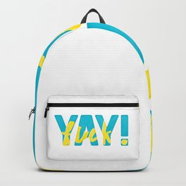 Pursuit of Happiness Backpack