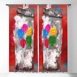 Exploding Spray Paint Can - 784. Blackout Curtain
