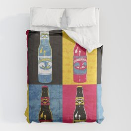 Cerveza Águila Pop Art Comforters