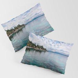 Tranquility Lake Tahoe Pillow Sham