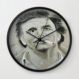 Peter Falk Wall Clock
