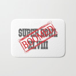 Seahawks' Super Bowl WIN Bath Mat