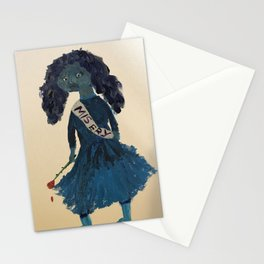Mis ery Stationery Cards