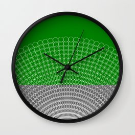 Mother Earth Wall Clock