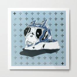 id_bug Metal Print
