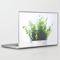 plant Laptop & iPad Skins featuring Plant by Danny Ivan