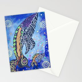 THE WHALES JOURNEY THE AWAKENING 2 Stationery Cards