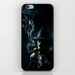 Untouchable iPhone Skin