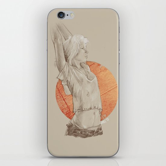 Anja iPhone Skin