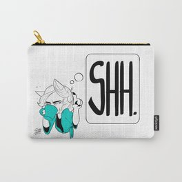 Shh. Carry-All Pouch