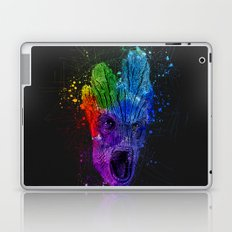 Guardians of the Galaxy Splash Painting Laptop & iPad Skin