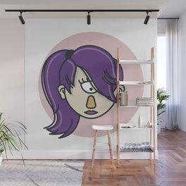 Leela Wall Mural