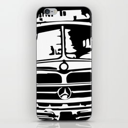 Bus To Haven iPhone Skin