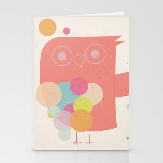 Owly Owl//One Stationery Cards