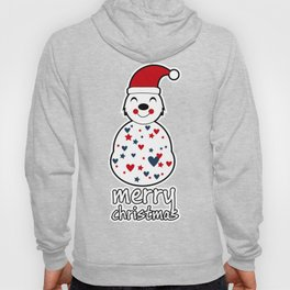 merry christmas vector illustration Hoody